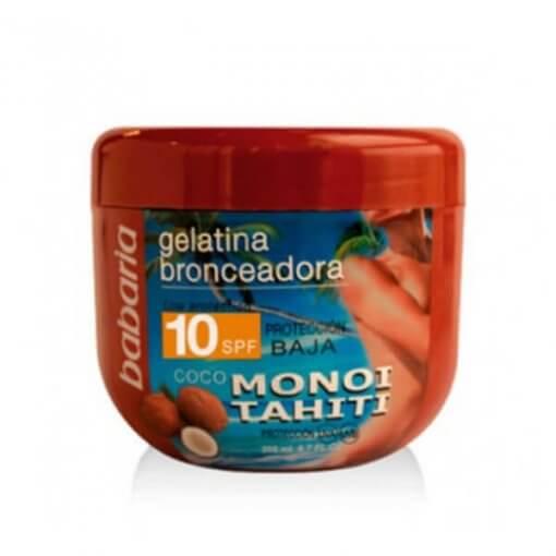Babaria zonnecreme Cocos/Wortel 0 spf